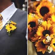 sunflower-wedding-flowers